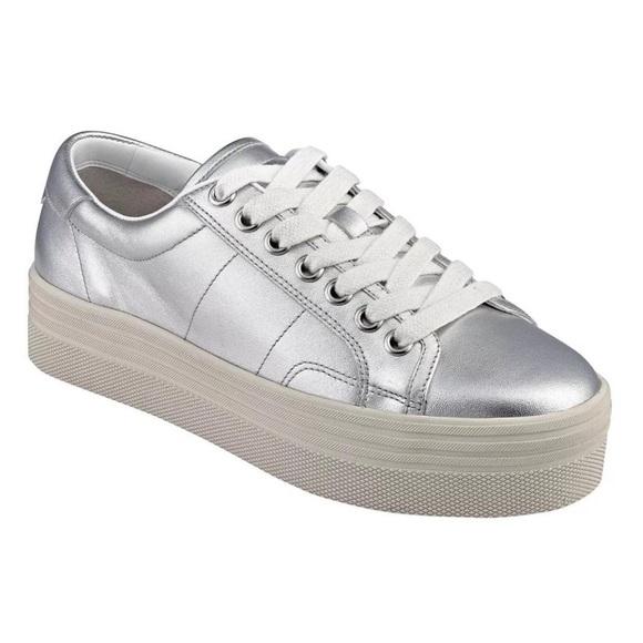 fdb864b7b273 NEW Marc Fisher Emmy Platform Sneakers. M 5b0adf44a4c4855ccbccc8c6